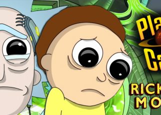 Rick and Morty Not Just a Comedy
